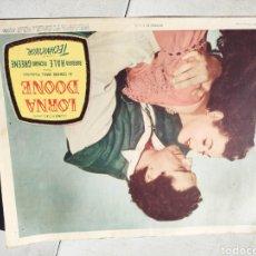Cine: LOENA DOONE CARTEL CINE FOTOGRAMA CUBA HABANA. Lote 195134122