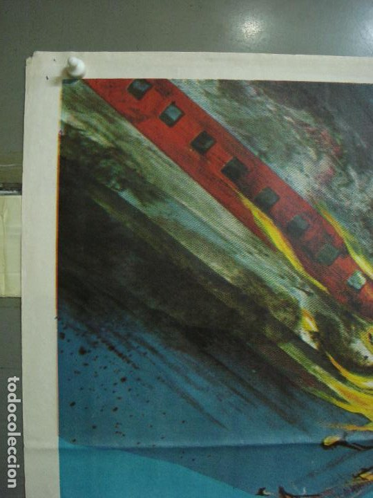 Cine: CDO 386 AEROPUERTO 78 VUELO SUPERSONICO SUSAN STRASBERG LORNE GREENE POSTER ORIGINAL 70X100 ESTRENO - Foto 3 - 195185312