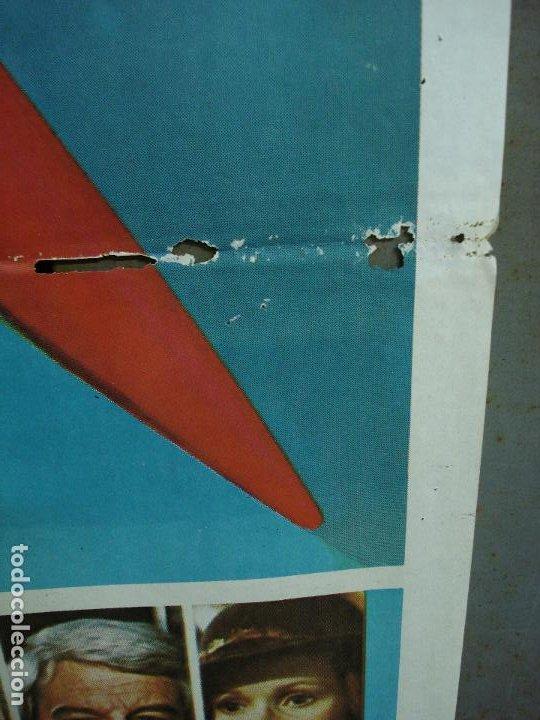 Cine: CDO 386 AEROPUERTO 78 VUELO SUPERSONICO SUSAN STRASBERG LORNE GREENE POSTER ORIGINAL 70X100 ESTRENO - Foto 5 - 195185312