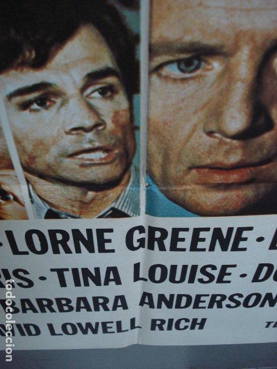 Cine: CDO 386 AEROPUERTO 78 VUELO SUPERSONICO SUSAN STRASBERG LORNE GREENE POSTER ORIGINAL 70X100 ESTRENO - Foto 6 - 195185312