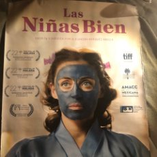 Cine: LAS NIÑAS BIEN POSTER CINE 70X100CM. Lote 195188540