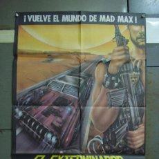 Cine: CDO 428 EL EXTERMINADOR DE LA CARRETERA ROBERT IANUCCI PICAZO POSTER ORIGINAL 70X100 ESTRENO. Lote 195270963