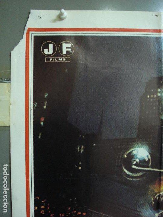 Cine: CDO 434 1990 LOS GUERREROS DEL BRONX ENZO G. CASTELLARI SCI-FI POSTER ORIGINAL 70X100 ESTRENO - Foto 2 - 195299972