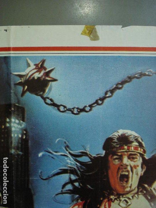 Cine: CDO 434 1990 LOS GUERREROS DEL BRONX ENZO G. CASTELLARI SCI-FI POSTER ORIGINAL 70X100 ESTRENO - Foto 3 - 195299972