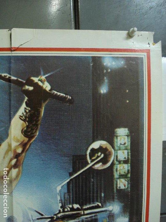 Cine: CDO 434 1990 LOS GUERREROS DEL BRONX ENZO G. CASTELLARI SCI-FI POSTER ORIGINAL 70X100 ESTRENO - Foto 4 - 195299972