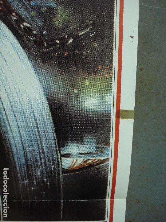 Cine: CDO 434 1990 LOS GUERREROS DEL BRONX ENZO G. CASTELLARI SCI-FI POSTER ORIGINAL 70X100 ESTRENO - Foto 5 - 195299972