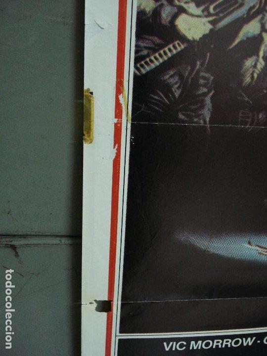 Cine: CDO 434 1990 LOS GUERREROS DEL BRONX ENZO G. CASTELLARI SCI-FI POSTER ORIGINAL 70X100 ESTRENO - Foto 6 - 195299972