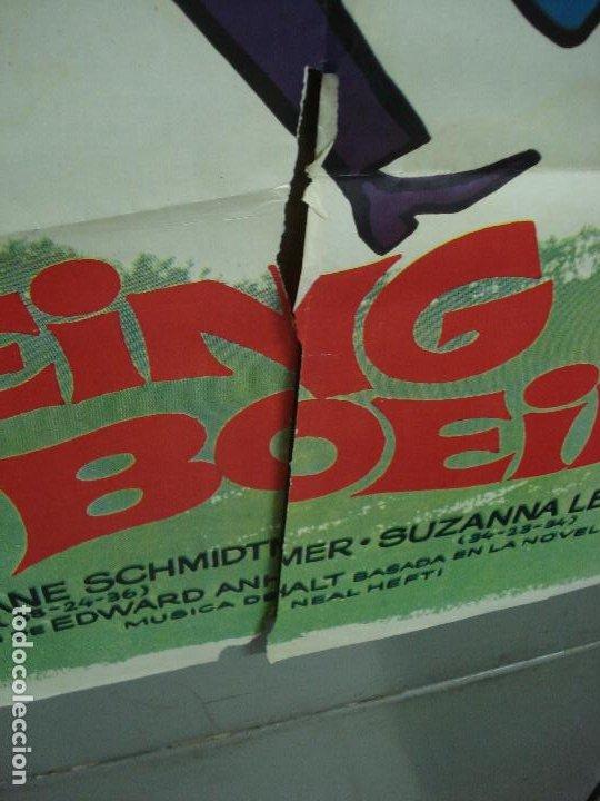 Cine: CDO 455 BOEING BOEING JERRY LEWIS TONY CURTIS POSTER ORIGINAL 70X100 ESTRENO - Foto 6 - 195308838