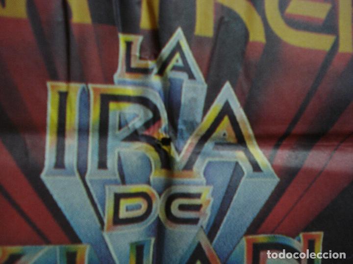 Cine: CDO 463 STAR TREK 2 LA IRA DE KHAN SHATNER NIMOY BOB PEAK POSTER ORIGINAL 70X100 ESTRENO - Foto 4 - 195313680