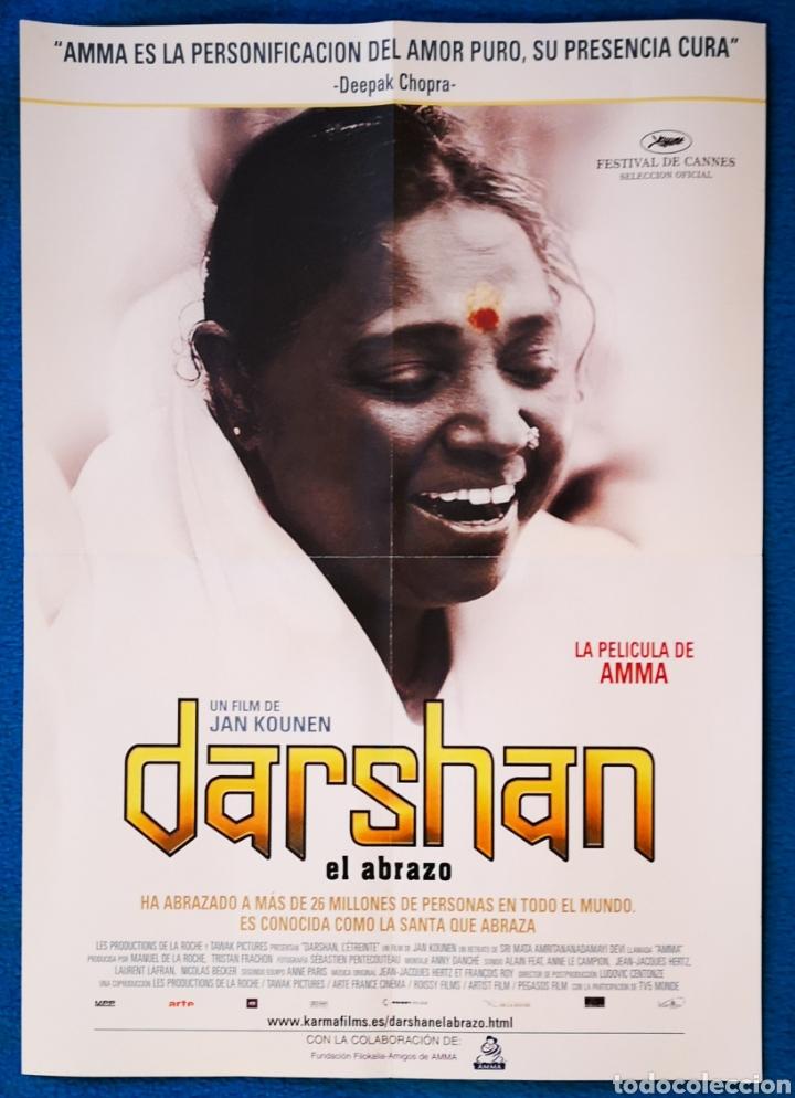 EL ABRAZO (DARSHAN) AMMA (Cine - Posters y Carteles - Documentales)