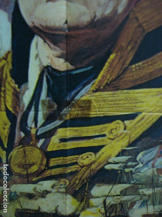 Cine: CDO 468 LEGADO DE UN HEROE GLENDA JACKSON PETER FINCH POSTER ORIGINAL 70X100 ESTRENO - Foto 6 - 195315968