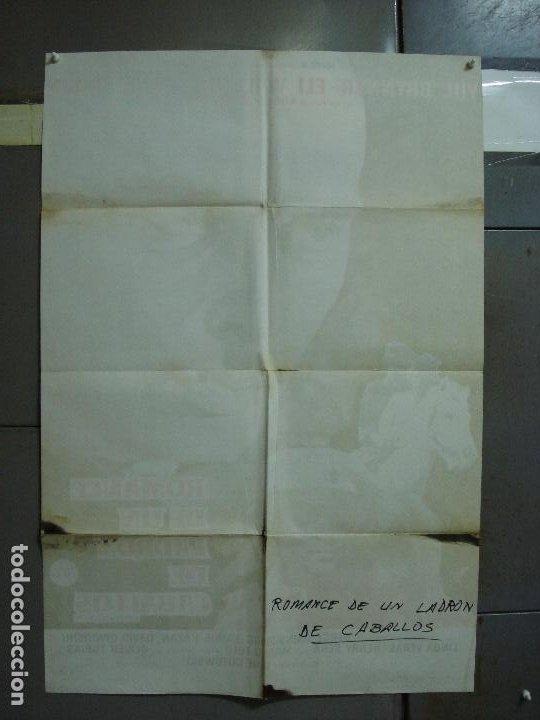 Cine: CDO 472 ROMANCE UN LADRON DE CABALLOS YUL BRYNNER JANE BIRKIN GAINSBOURG MCP POSTER 70X100 ESTRENO - Foto 6 - 195317420