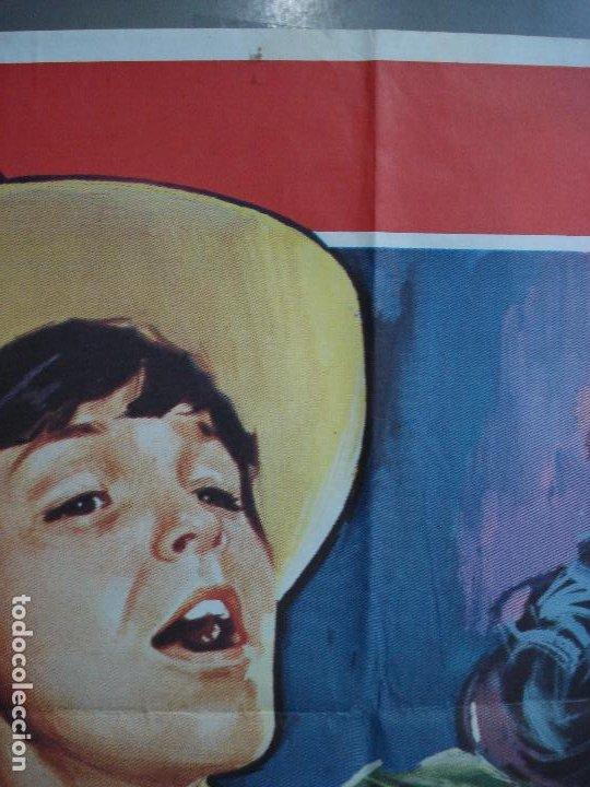Cine: CDO 474 LA NIÑA DE LA MOCHILA AZUL PEDRITO FERNANDEZ JANO POSTER ORIGINAL 70X100 ESTRENO - Foto 6 - 195318367