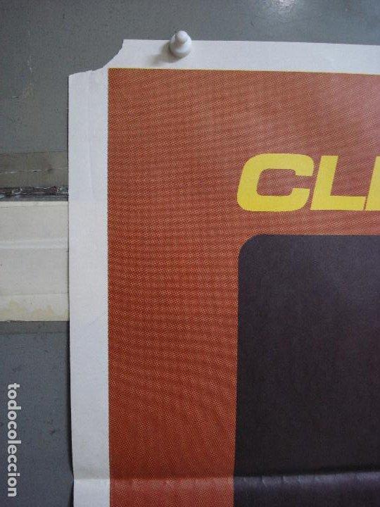Cine: CDO 475 EN LA CUERDA FLOJA CLINT EASTWOOD GENEVIEVE BUJOLD POSTER ORIGINAL 70X100 ESTRENO - Foto 3 - 195318628