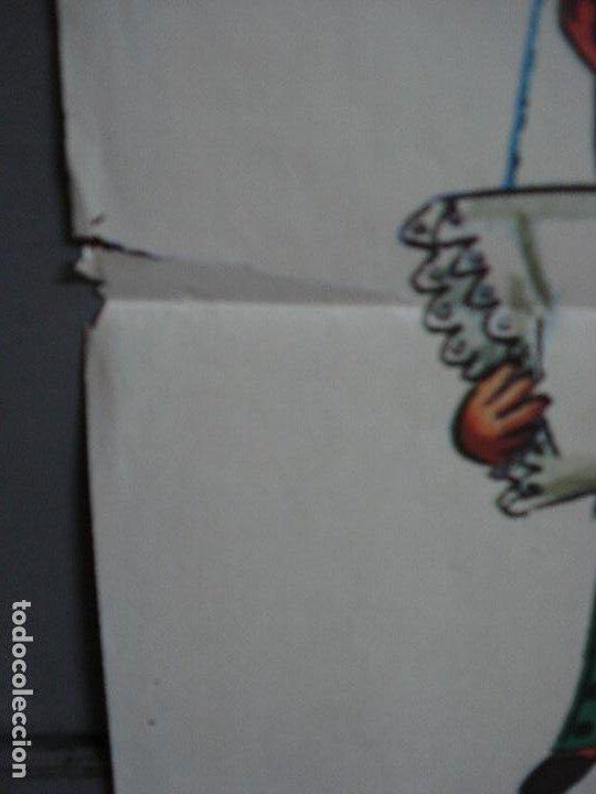 Cine: CDO 477 CINCO ALMOHADAS PARA UNA NOCHE SARA MONTIEL JANO POSTER ORIGINAL 70X100 ESTRENO - Foto 7 - 195322940