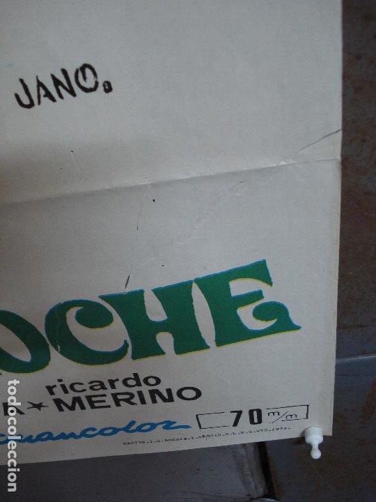 Cine: CDO 477 CINCO ALMOHADAS PARA UNA NOCHE SARA MONTIEL JANO POSTER ORIGINAL 70X100 ESTRENO - Foto 9 - 195322940