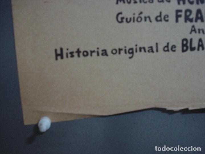 Cine: CDO 481 LA VENGANZA DE LA PANTERA ROSA PETER SELLERS POSTER ORIGINAL 70X100 estreno - Foto 5 - 195324886