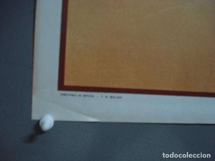 Cine: CDO 484 UN MAESTRO PACO CAMINO TOROS BALLESTER POSTER ORIGINAL 54X97 ESTRENO - Foto 4 - 195325692
