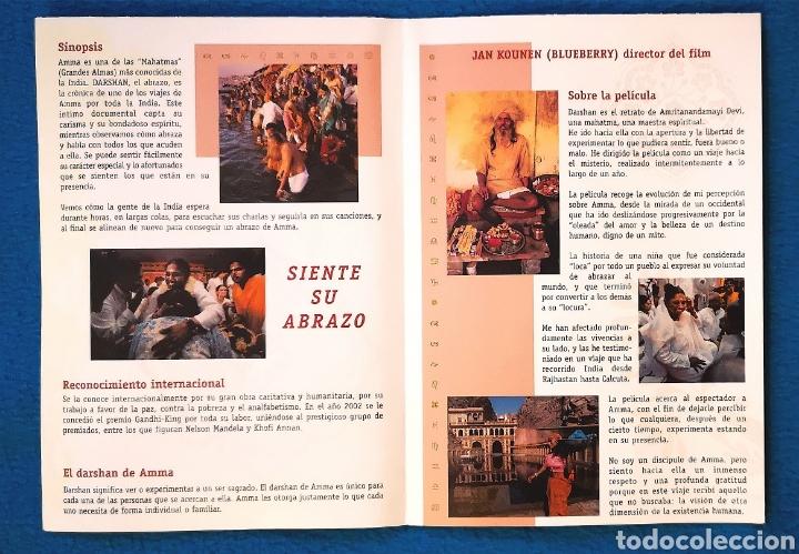 Cine: EL ABRAZO (DARSHAN) AMMA - Foto 2 - 195314498