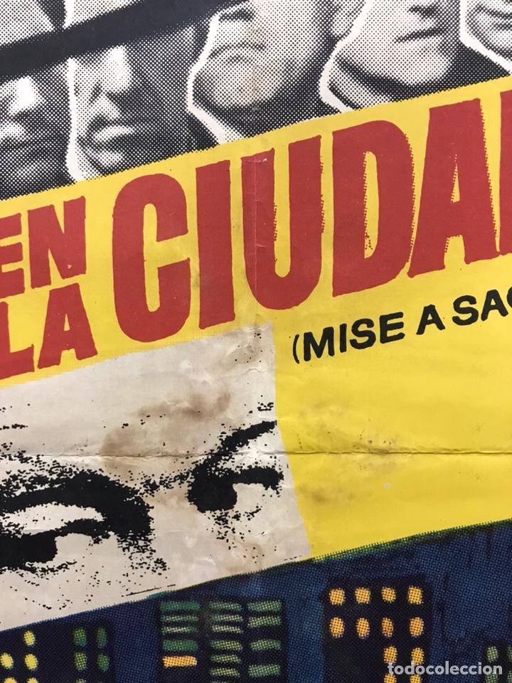 Cine: SAQUEO EN LA CIUDAD - MICHEL CONSTANTIN - AÑO 1969 - Foto 5 - 195375598