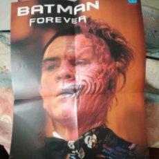 Cine: REGALO DEL CHICLE BATMAN.. Lote 195387572