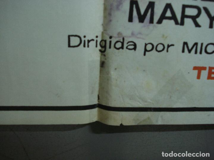 Cine: CDO 490 EL LADRON DE BAGDAD SABU MICHAEL POWELL MAC POSTER ORIGINAL 70X100 ESPAÑOL R-78 - Foto 7 - 195397716