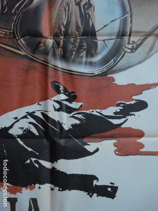 Cine: CDO 499 LA ADVERTENCIA GIULIANO GEMMA MARTIN BALSAM POSTER ORIGINAL 70X100 ESTRENO - Foto 4 - 195409111
