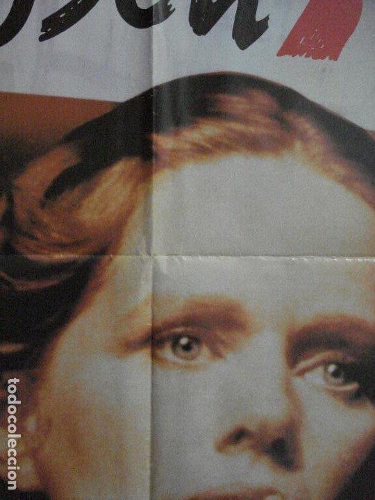 Cine: CDO 502 ADIOS MOSCU LIV ULLMAN MAURO BOLOGNINI POSTER ORIGINAL 70X100 ESTRENO - Foto 2 - 195409993