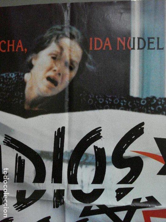 Cine: CDO 502 ADIOS MOSCU LIV ULLMAN MAURO BOLOGNINI POSTER ORIGINAL 70X100 ESTRENO - Foto 3 - 195409993