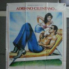 Cine: CDO 515 SEÑAS PARICULARES HERMOSSSISIMO ADRIANO CELENTANO CASARO POSTER ORIGINAL 70X100 ESTRENO. Lote 195416722