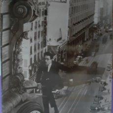 Cine: ANTIGUO CARTEL HAROLD LLOYD CINE MUDO PUBLICIDAD HOLLYWOOD 1979. Lote 195682265