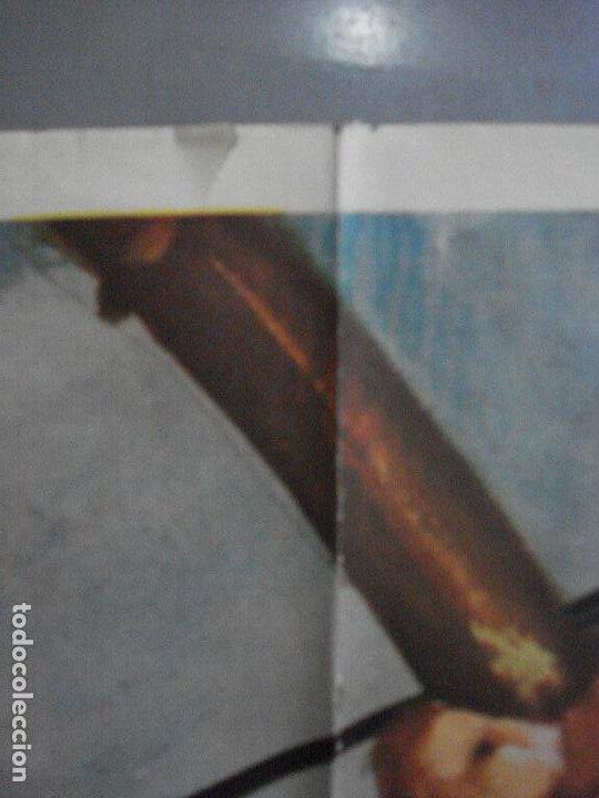 Cine: AAF23 ROBIN HOOD Y LOS PIRATAS LEX BARKER POSTER ORIGINAL 70X100 ESTRENO - Foto 3 - 196097601