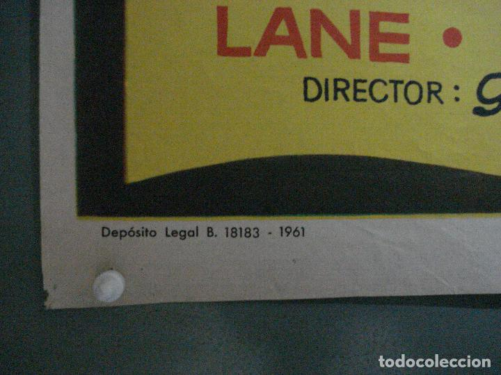Cine: AAF23 ROBIN HOOD Y LOS PIRATAS LEX BARKER POSTER ORIGINAL 70X100 ESTRENO - Foto 8 - 196097601