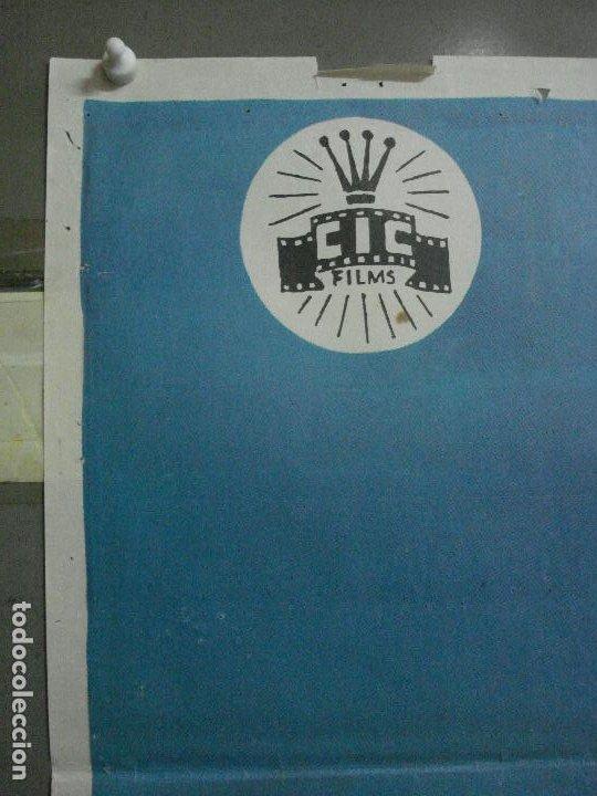 Cine: AAF35 TIERRAS LEJANAS JAMES STEWART ANTHONY MANN SOLIGO POSTER ORIGINAL 70X100 ESPAÑOL R-66 - Foto 7 - 196107386