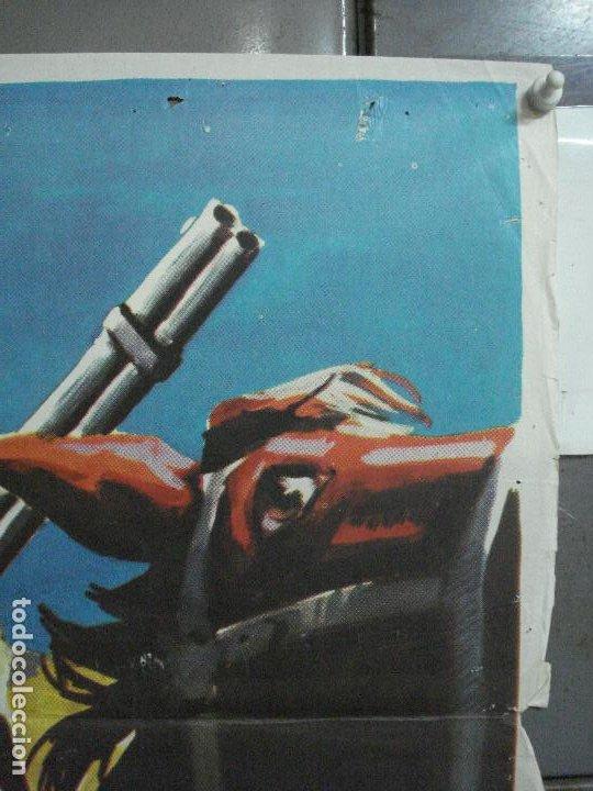 Cine: AAF35 TIERRAS LEJANAS JAMES STEWART ANTHONY MANN SOLIGO POSTER ORIGINAL 70X100 ESPAÑOL R-66 - Foto 9 - 196107386