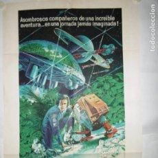 Cine: NAVES MISTERIOSAS - 110 X 75CM - LITOGRAFICO. Lote 196145313
