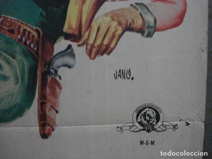 Cine: CDO 595 VIVA LAS VEGAS CYD CHARISSE MEET ME IN LAS VEGAS JANO POSTER ORIGINAL ESTRENO 70X100 - Foto 7 - 196231931