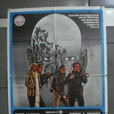 Cine: AAG21 ZOMBI ZOMBIE GEORGE ROMERO DARIO ARGENTO MUERTOS VIVIENTES JANO POSTER ORIGINAL 70X100 ESTRENO. Lote 196734992