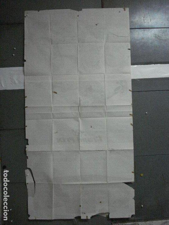 Cine: AAG37 GRAND PRIX FORMULA 1 AUTOMOVILISMO POSTER ORIGINAL 3 hojas 100X205 ESTRENO - Foto 12 - 196771186