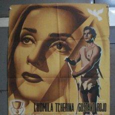 Cine: CDO 641 PARSIFAL LUDMILA TCHERINA GUSTAVO ROJO DANIEL MANGRANE POSTER ORIG 70X100 ESTRENO LITOGRAFIA. Lote 196919078