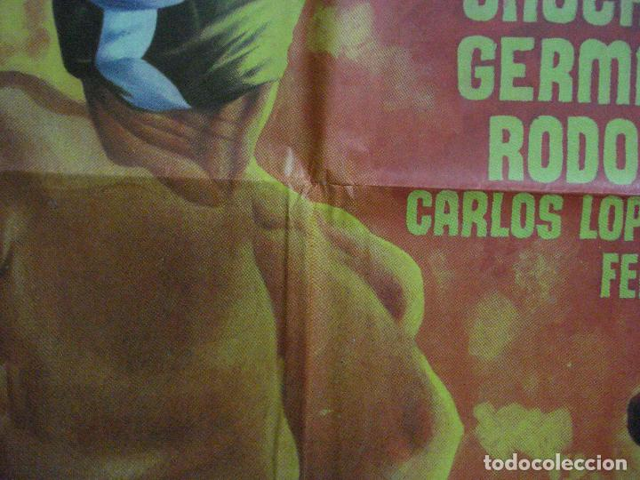 Cine: CDO 657 NEUTRON CONTRA LOS ASESINOS DEL KARATE enmascarado wrestling ADOS POSTER ORIG 70X100 ESTRENO - Foto 6 - 196979790