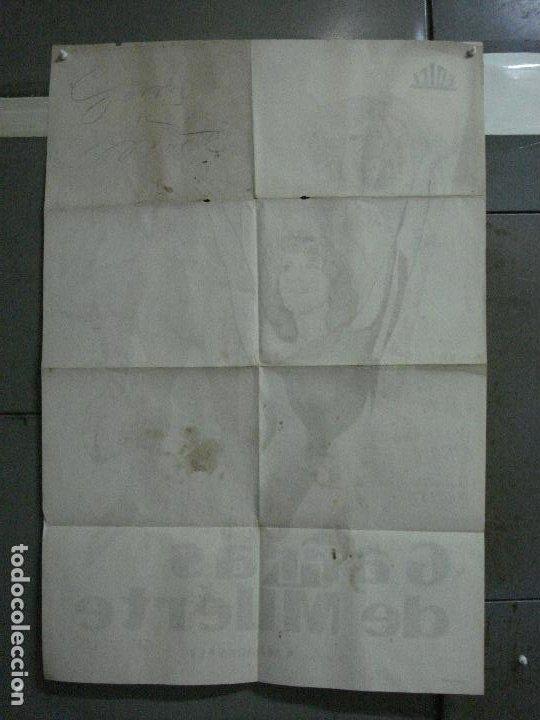 Cine: CDO 660 GARRAS DE MUERTE MARGIT NUNKE POSTER ORIGINAL 70X100 ESTRENO LITOGRAFIA - Foto 12 - 196981635