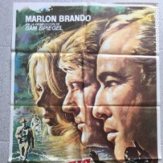 Cinema: LA JAURIA HUMANA. Lote 197175115