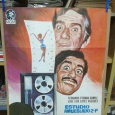 Cine: ESTUDIO AMUEBLADO 2-P LOPEZ VAZQUEZ SOLEDAD MIRANDA FERNAN GOMEZ. Lote 197521005