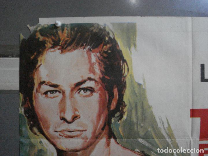 Cine: CDO 791 TARZAN EN PELIGRO LEX BARKER MCP POSTER ORIGINAL 70X100 ESPAÑOL R-73 - Foto 2 - 197547520