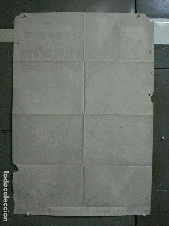 Cine: CDO 791 TARZAN EN PELIGRO LEX BARKER MCP POSTER ORIGINAL 70X100 ESPAÑOL R-73 - Foto 10 - 197547520