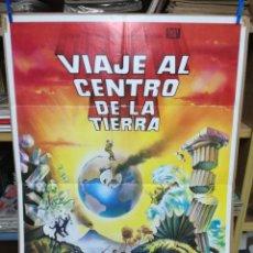 Cine: VIAJE AL CENTRO DE LA TIERRA - HENRY LEVIN - JAMES MASON -DIBUJO MATAIX . Lote 197625935