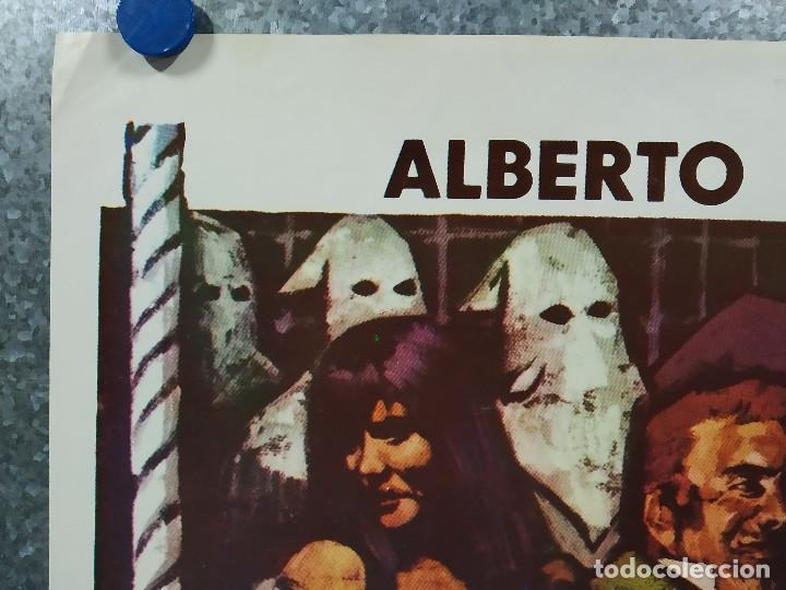 Cine: Cuentos de Pasolini. Silvano Gatti, Enzo Petriglia. AÑO 1977. POSTER ORIGINAL - Foto 2 - 197764923