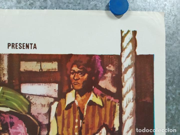 Cine: Cuentos de Pasolini. Silvano Gatti, Enzo Petriglia. AÑO 1977. POSTER ORIGINAL - Foto 3 - 197764923