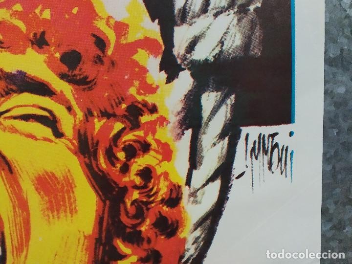 Cine: Cuentos de Pasolini. Silvano Gatti, Enzo Petriglia. AÑO 1977. POSTER ORIGINAL - Foto 4 - 197764923
